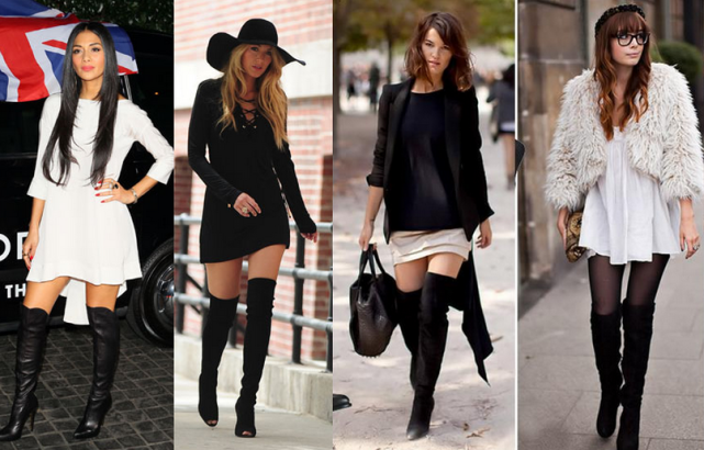 botas-over-knee-como-usar